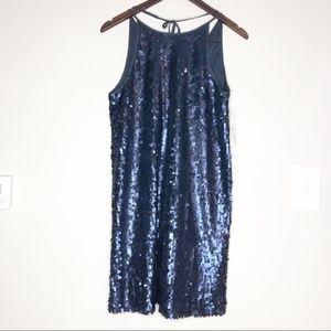 NEW/NWOT | Blue Sequin Dress